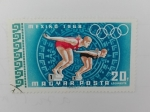 Stamps Hungary -  Olimpiada