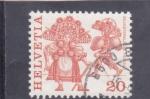 Stamps Switzerland -  FIESTAS POPULARES-