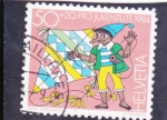 Stamps : Europe : Switzerland :  PRO-JUVENTUD-84