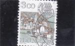 Stamps : Europe : Switzerland :  PAISAJE Y HOROSCOPO