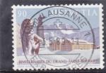 Stamps : Europe : Switzerland :  BIMILENARIO DEL GRAND-SAINT-BERNARD