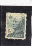Stamps : Europe : Norway :  REY OLAV V