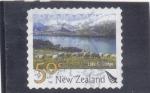 Stamps : Oceania : New_Zealand :  LAGO COLERIDGE