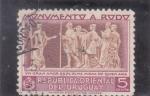 Stamps : Asia : Uruguay :  MONUMENTO A RODO