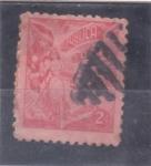 Stamps : America : Cuba :  ABANDERADA