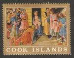 Stamps : Oceania : New_Zealand :  Islas Cook - 111 - Navidad, Adoración de los Reyes Magos