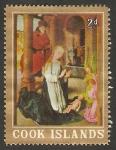Stamps : Oceania : New_Zealand :  Islas Cook - 112 - Navidad