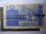 Stamps of the world : Spain :  Ed:Es-MA BE16 - Pro Mutilados de Guerra, Africa- España, Colonias.