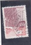 Stamps : Europe : Denmark :  ESTACIÓN DE COPENHAGUE