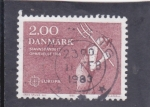 Stamps Denmark -  EUROPA CEPT- agricultura