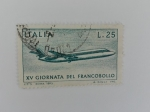 Stamps Europe - Italy -  Avion