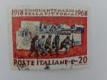 Stamps Europe - Italy -  Resistencia