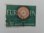 Stamps Europe - Italy -  Europa