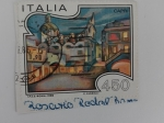 Stamps Europe - Italy -  Ciudad