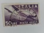 Sellos del Mundo : Europa : Italia : Avion