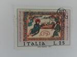 Stamps Europe - Italy -  Evangelio