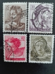 Stamps Europe - Italy -  Arte