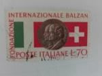 Sellos del Mundo : Europa : Italia :  Fundacion