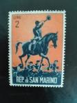 Stamps Europe - San Marino -  Cazaria