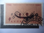 Stamps of the world : Cyprus :  Barco Antiguo .