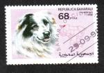 Sellos del Mundo : Africa : Marruecos : Perros