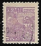 Stamps Brazil -  Industria - Siderurgia
