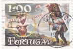 Stamps : Europe : Portugal :  VINO DE OPORTO