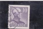 de Europa - Suecia -  GUSTAVO V de SUECIA