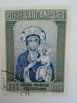 Stamps Vatican City -  Virgen Negra