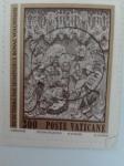 Stamps Europe - Vatican City -  Voluntad de Paz