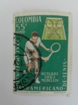 Stamps America - Colombia -  Tenis