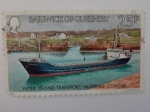 Stamps Europe - United Kingdom -  Bailick of Guernsey