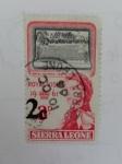 Stamps Africa - Sierra Leone -  Visita