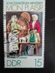 Stamps Europe - Germany -  DDR/RDA Museo
