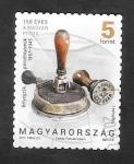 Stamps : Europe : Hungary :  4660 - Tampón de Correos
