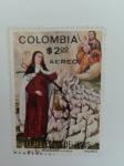 Sellos de America - Colombia -  Santa Teresa