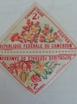 Stamps of the world : Cameroon :  Flores