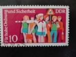 de Europa - Alemania -  DDR/RDA Trafico