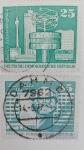 de Europa - Alemania -  DDR/RDA Ciudades