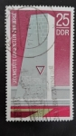 Stamps Germany -  DDR/RDA Monumento
