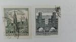 Sellos de Europa - Austria -  Ciudades y Monumentos Emblematicos