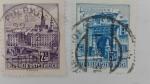 Stamps Austria -  Ciudades y Monumentos Emblematicos