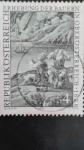 Stamps Austria -  Levantamiento