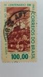 Sellos de America - Brasil -  Centenario
