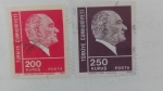 Sellos de Asia - Turquía -  Ataturk