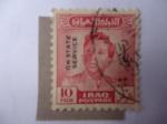 de Asia - Irak -  King Faisal II (1935-1958) Último rey de Irak (1939.1958)