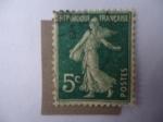 Stamps Europe - France -  Sembradora de Semilla - Semeuse -