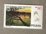 Sellos de Europa - Polonia -  Parque Wielkopolski