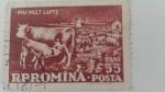 Sellos de Europa - Rumania -  Lacteos