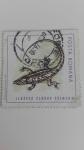 Sellos de Europa - Rumania -  Lagarto